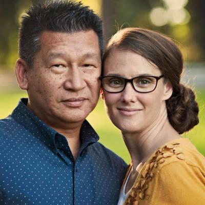 Steve and Joanna Ng