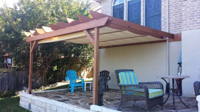 Four Points Austin Texas Handyman Pergola