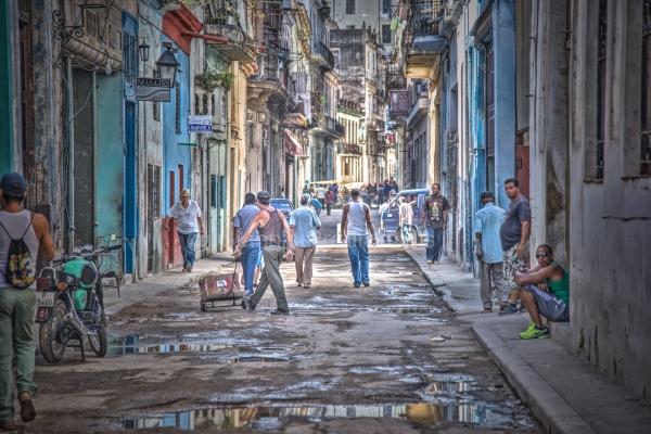 Cuba @ 2014 August