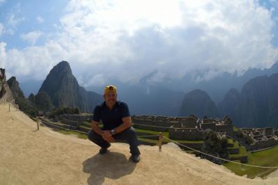 Peru - Machu Picchu @ 2012 August