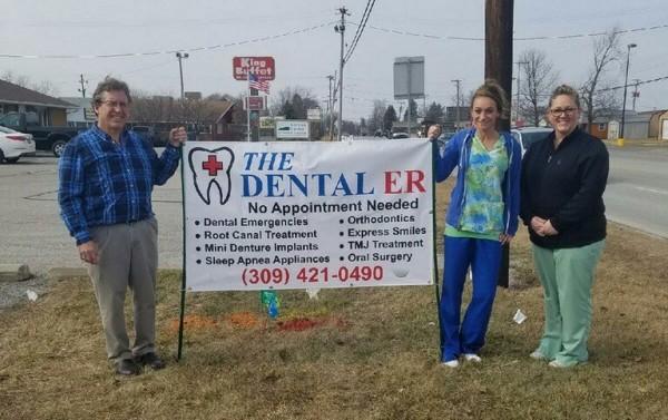 The Dental ER Now Open