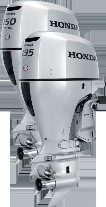 Honda 4 Stroke Outboards
