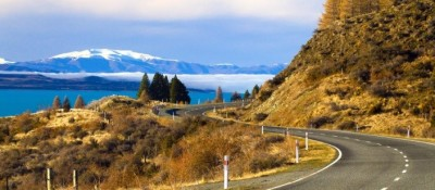 新西兰南北岛奇幻世界探秘8日自驾之旅