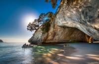 Cathedral Cove, The Coromandel