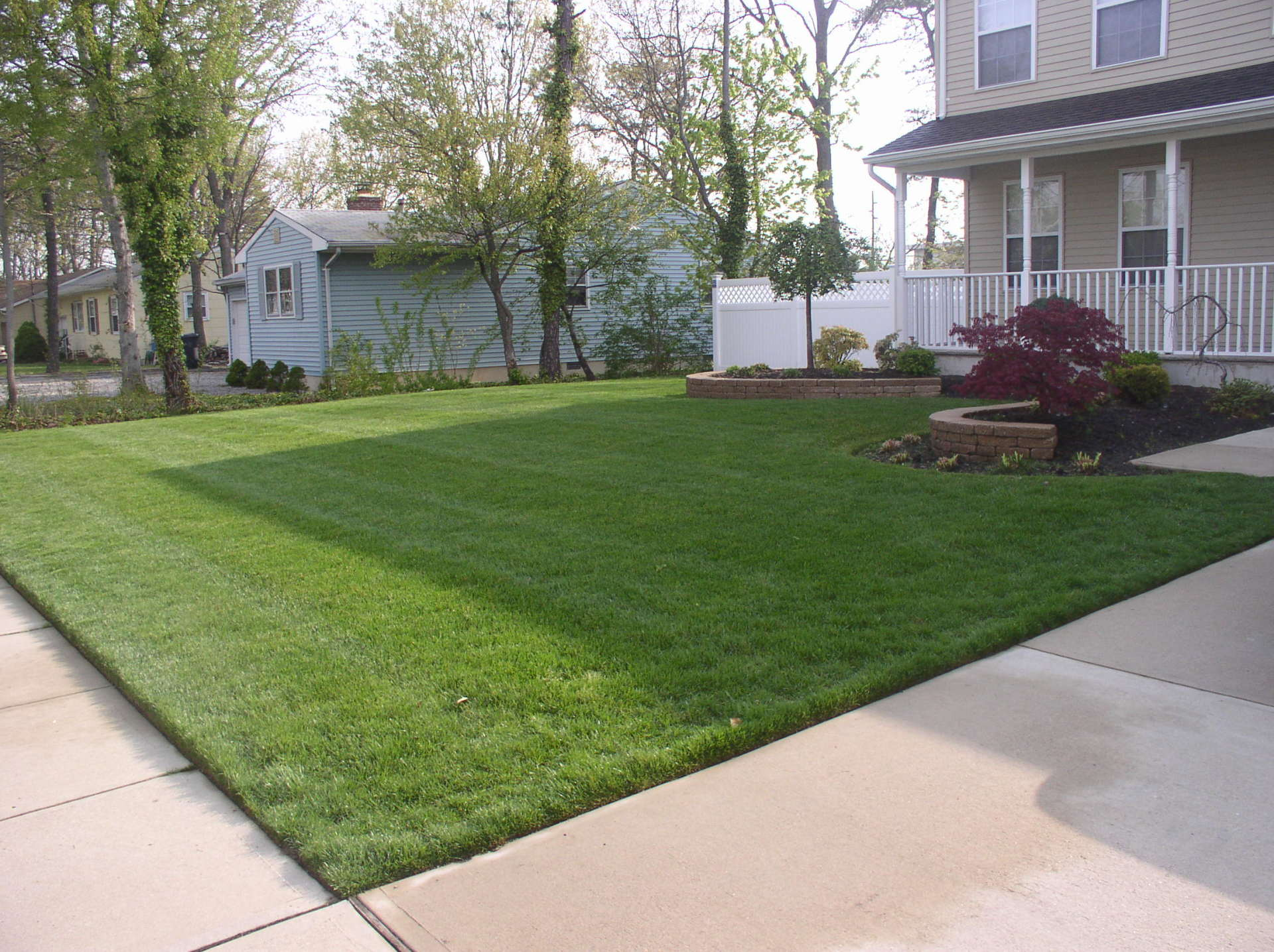 Fertilizer Turf Care Applications