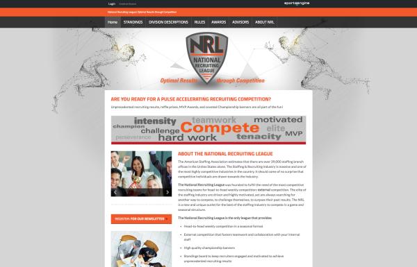 National Recruiting League