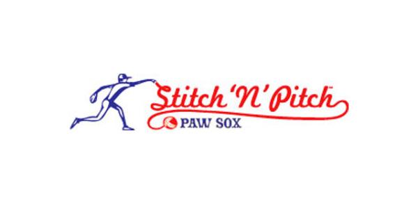 Paw Sox Stitch 'N' Pitch