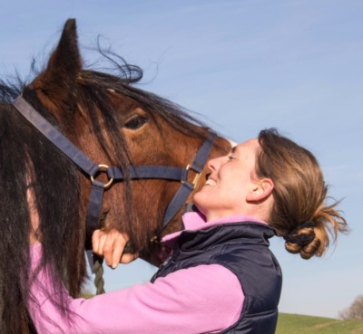 Becky Taylor, Founder of Haven UK, Equine Assisted Therapist