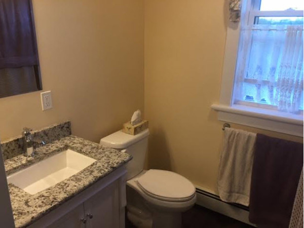 Bathroom After Renovation