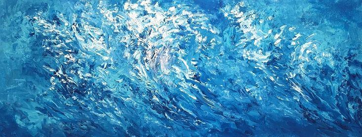 Splash (16 x 40)