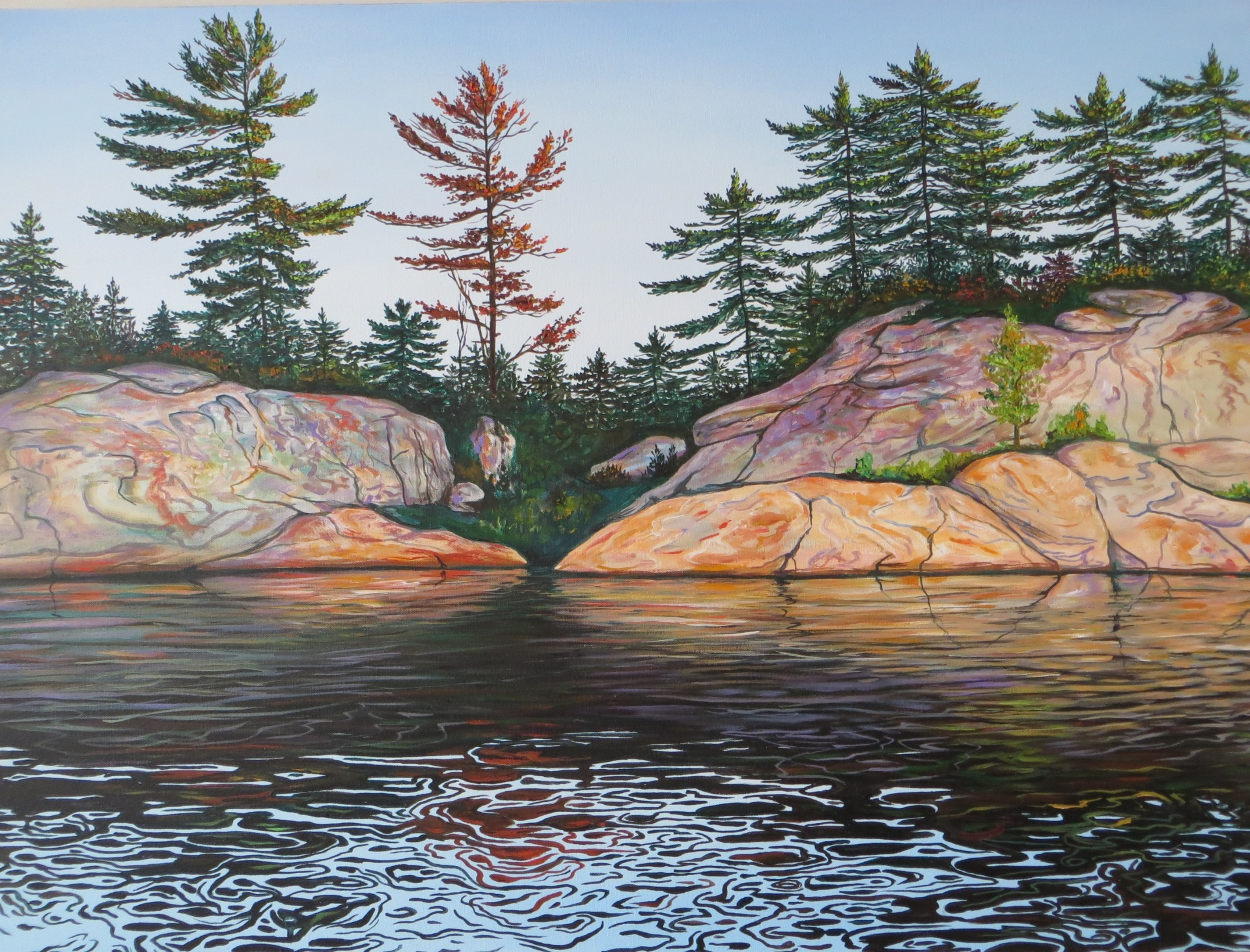 Bayfield Inlet (30 x 40)