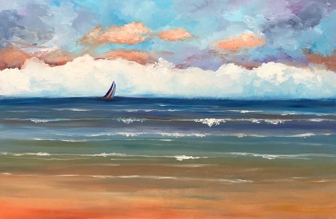 Sailor's Delight (24 x 36)