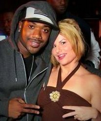 Alli and Ray J