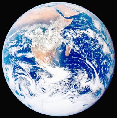Expanding Earth