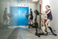 Fietsen en Crosstrainer Kinepunt-Noord, kinesist Antwerpen