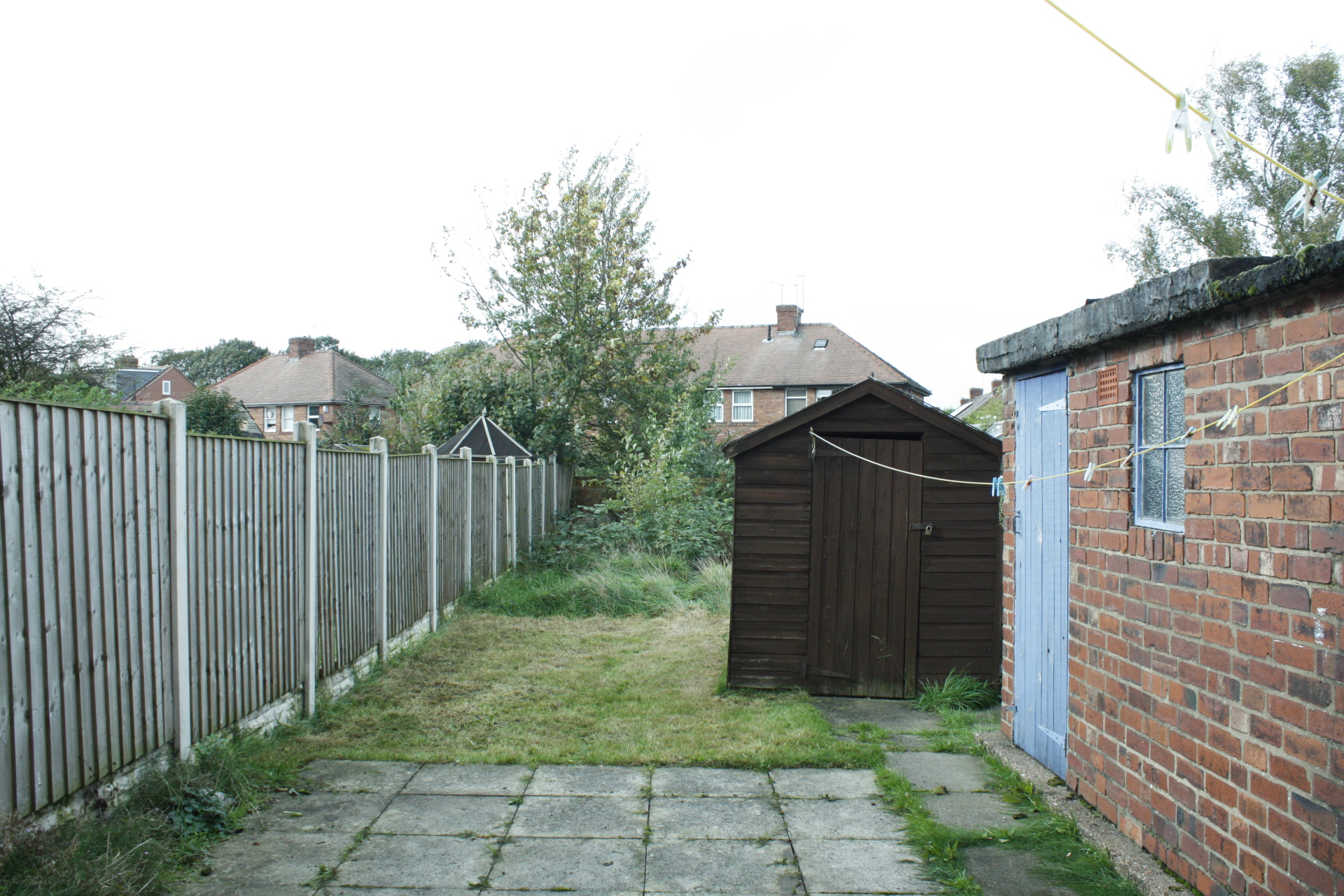 York Student House | 5 Bedrooms | Rockingham Avenue | Garden