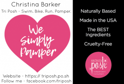 Perfectly Posh with Tri Posh