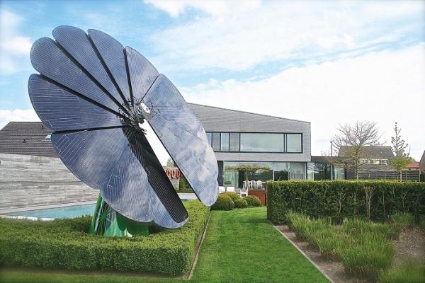 花花太陽能板