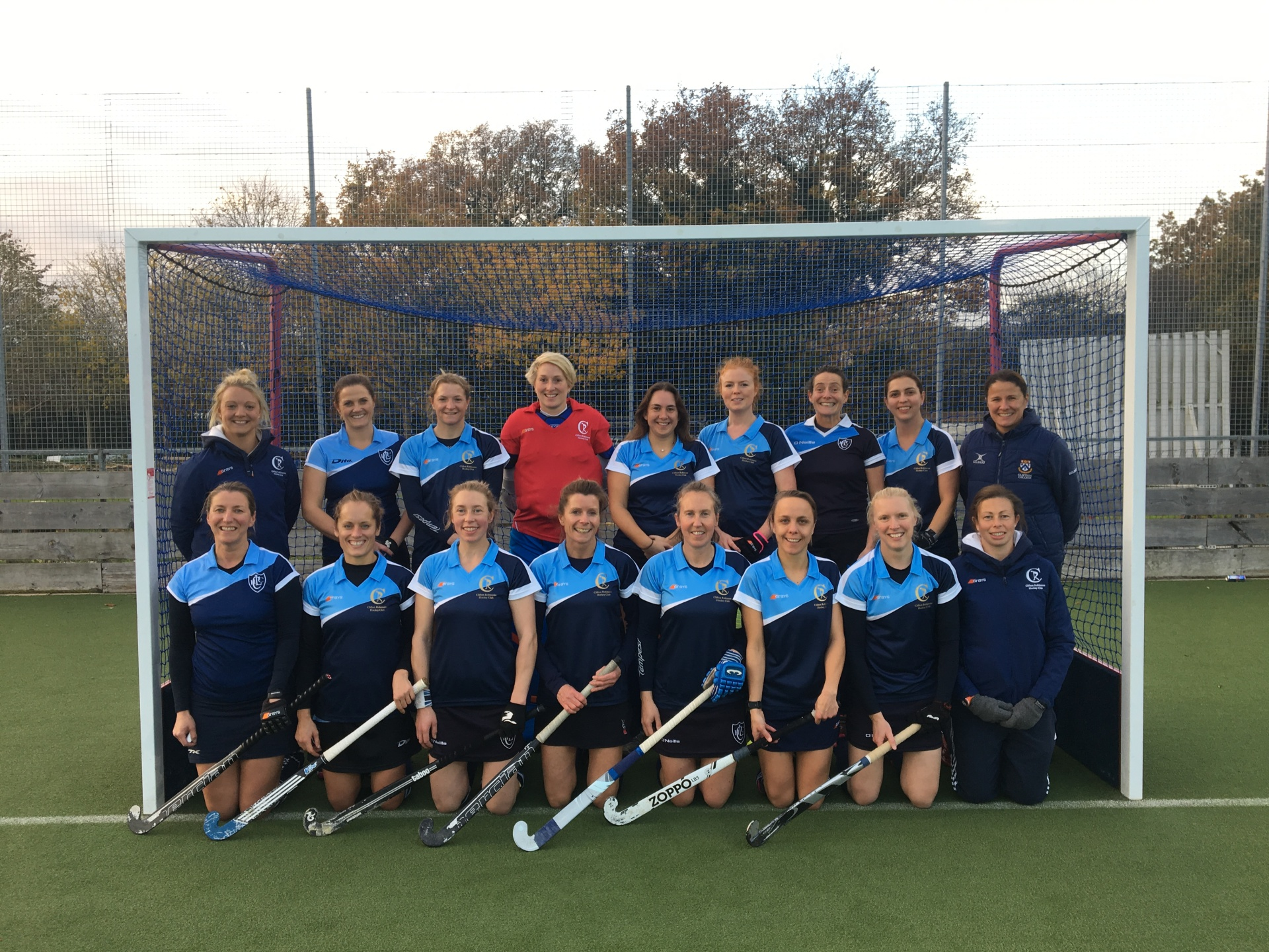 CRHC Ladies Over 35's V Taunton Vale Over 35's