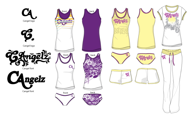 FASHION / GRAPHICS -Cangelz