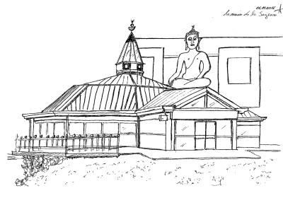 Domaine d'Avalon - St Hugon - Karma Ling