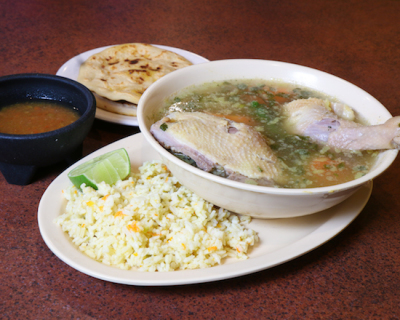 Gallina Soup