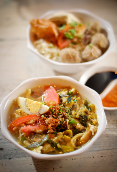Soto Ayam Indonesian Food Toronto