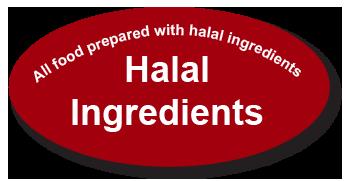 Halal prepared food