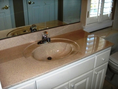 Cultured Bathroom Vanity