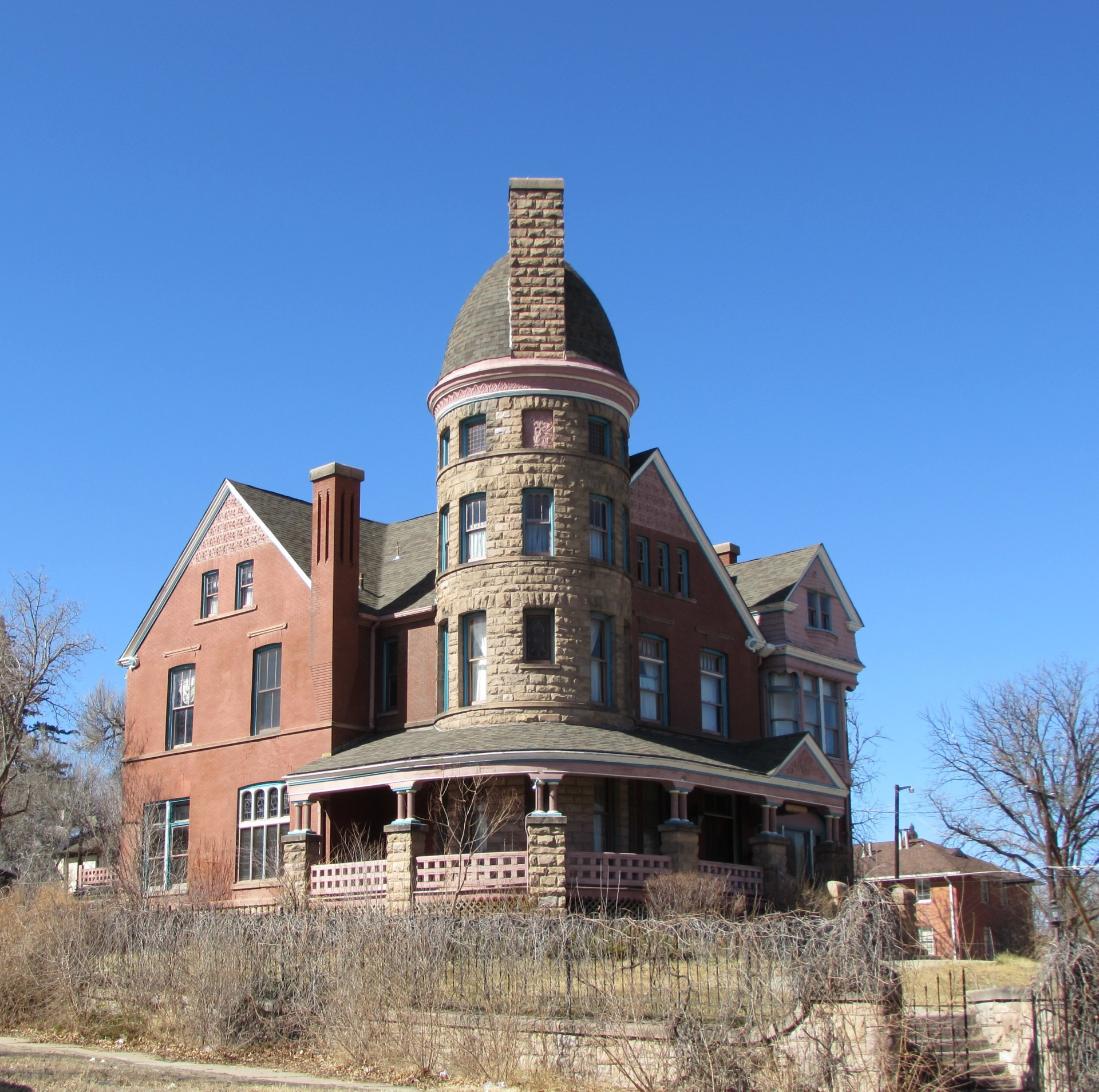 Groovy Historic Homes Of Pueblo Part One Beutiful Home Inspiration Truamahrainfo