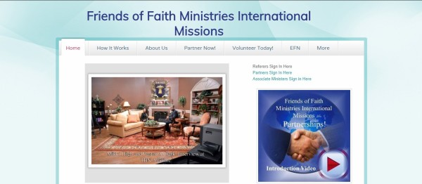 Friends of Faith Ministries Int'l Missions