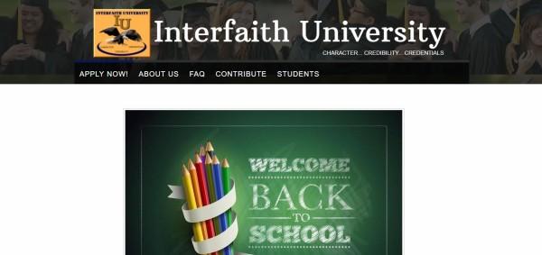 Interfaith University