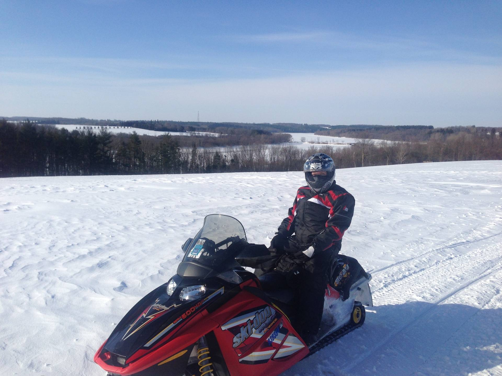 How to join the Thamesford Snowmobile Club?