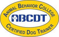 Animal Behavior College Certified Dog Trainer