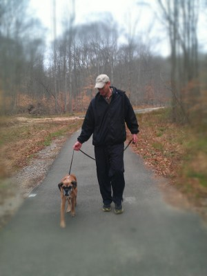 certified dog trainer, love my dog