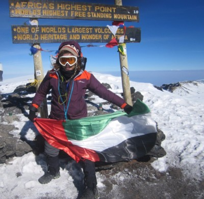 Hanady Alhashmi guide