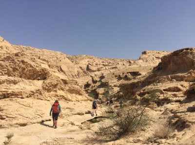 Hiking in the uae and oman