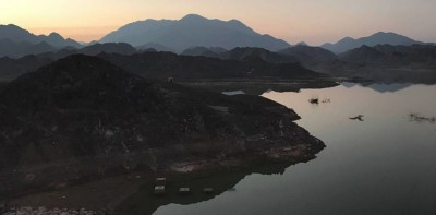 wadi mudaynah showka ras alkhaimah dam
