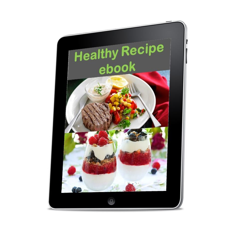 Recipe eBooks