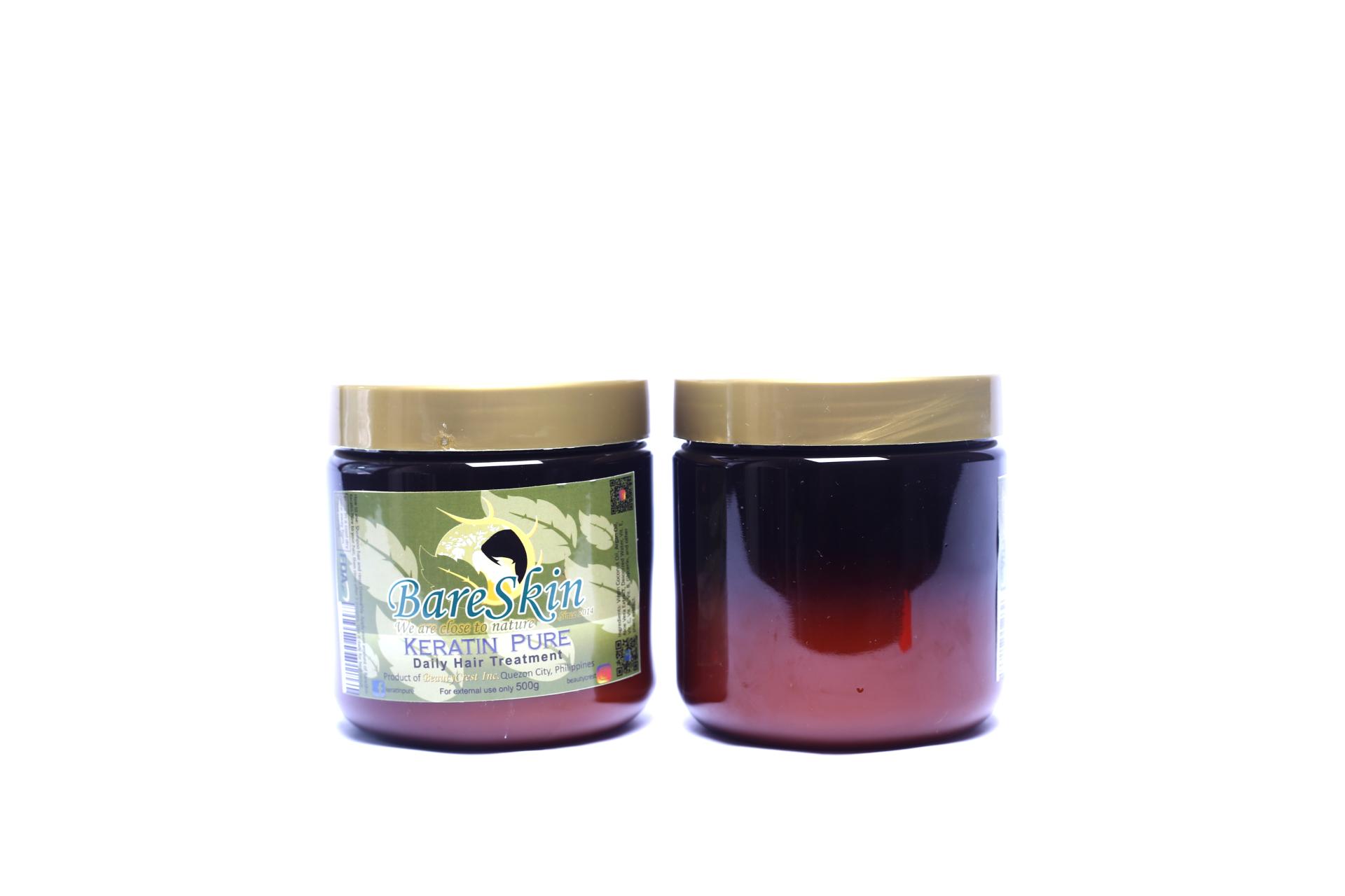 Bareskin Keratin Pure (500g, 150g, 100g)