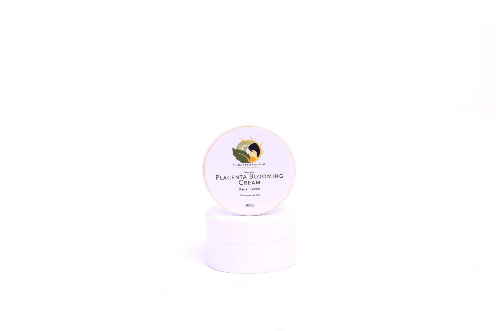 Placenta Blooming Cream