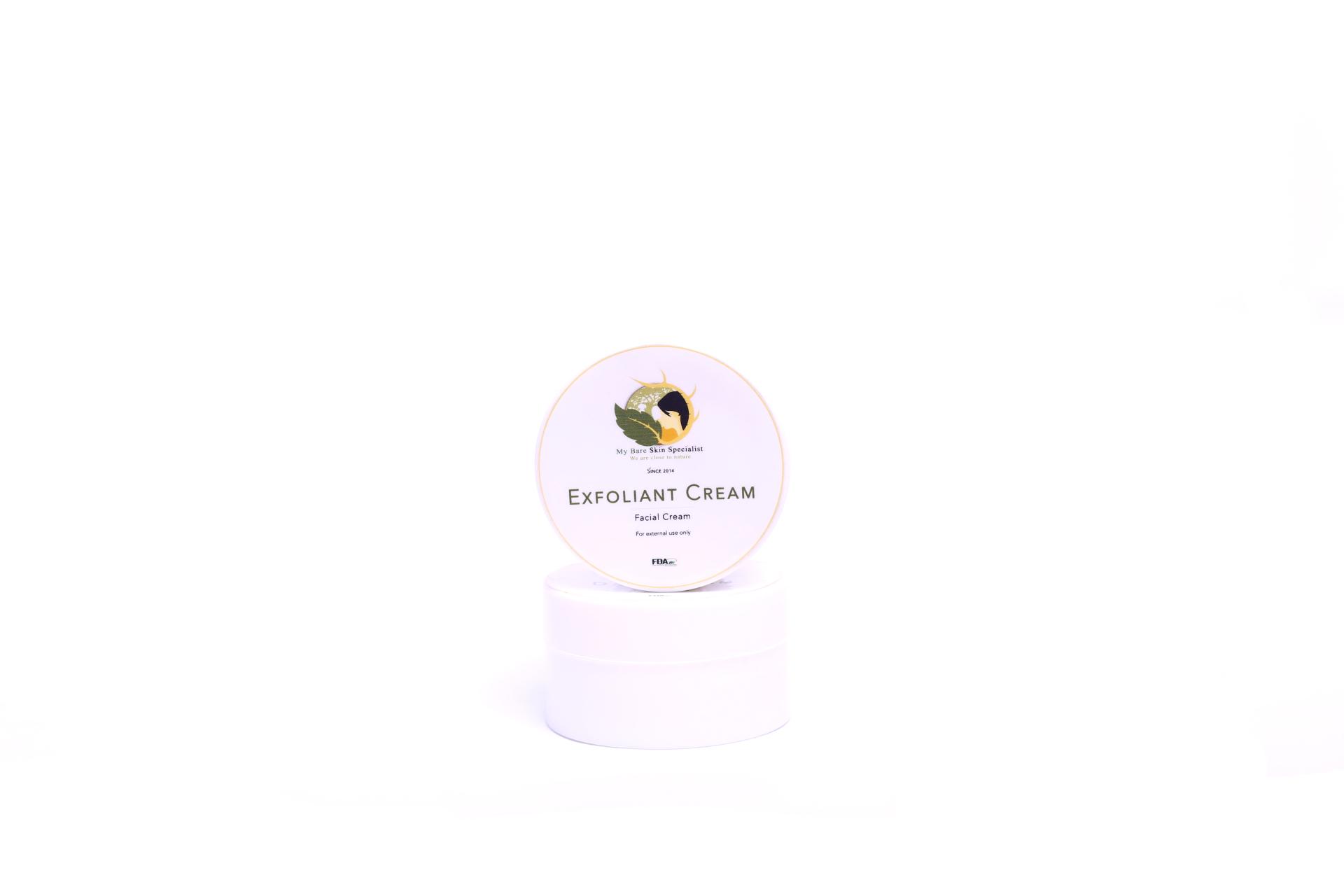 Exfoliant Cream