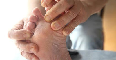 What does diabetes have to do with your feet?