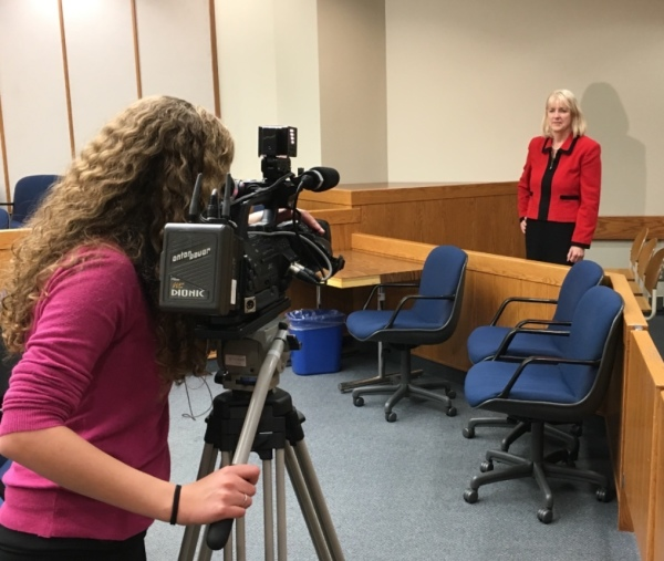 Training for  Journalists Covering Illinois Trial Courts