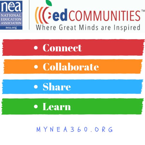 NEA edCommunities Webinar: Relational Advising Sept. 26
