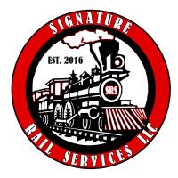 Signature Rail Services LLC Logo