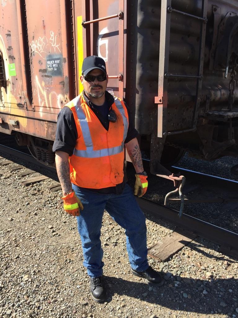 Rail Temp Engineer Conductor