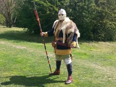 Anglo saxon man