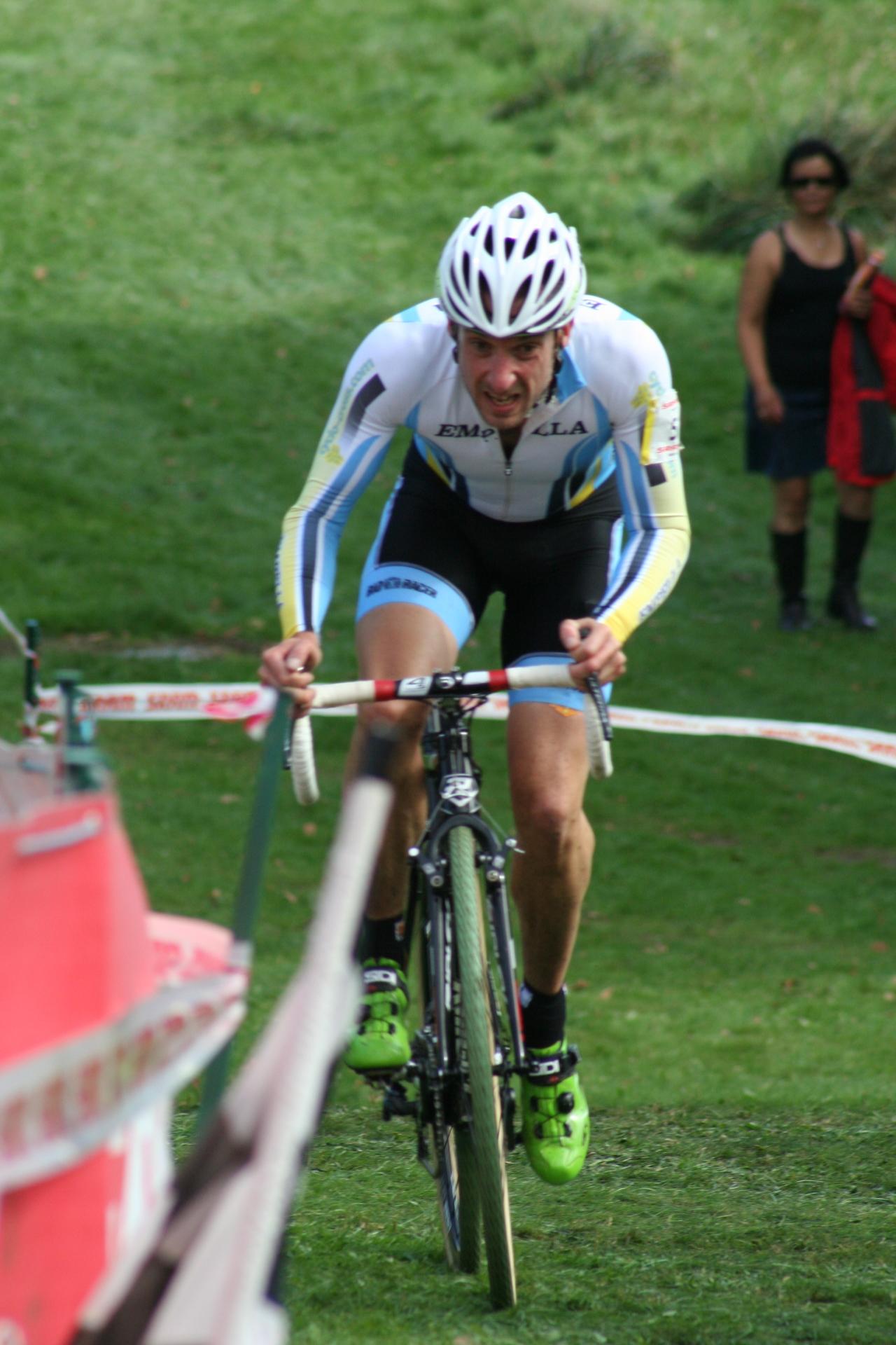 Tim Berry Team Empella Cyclo-Cross.Com