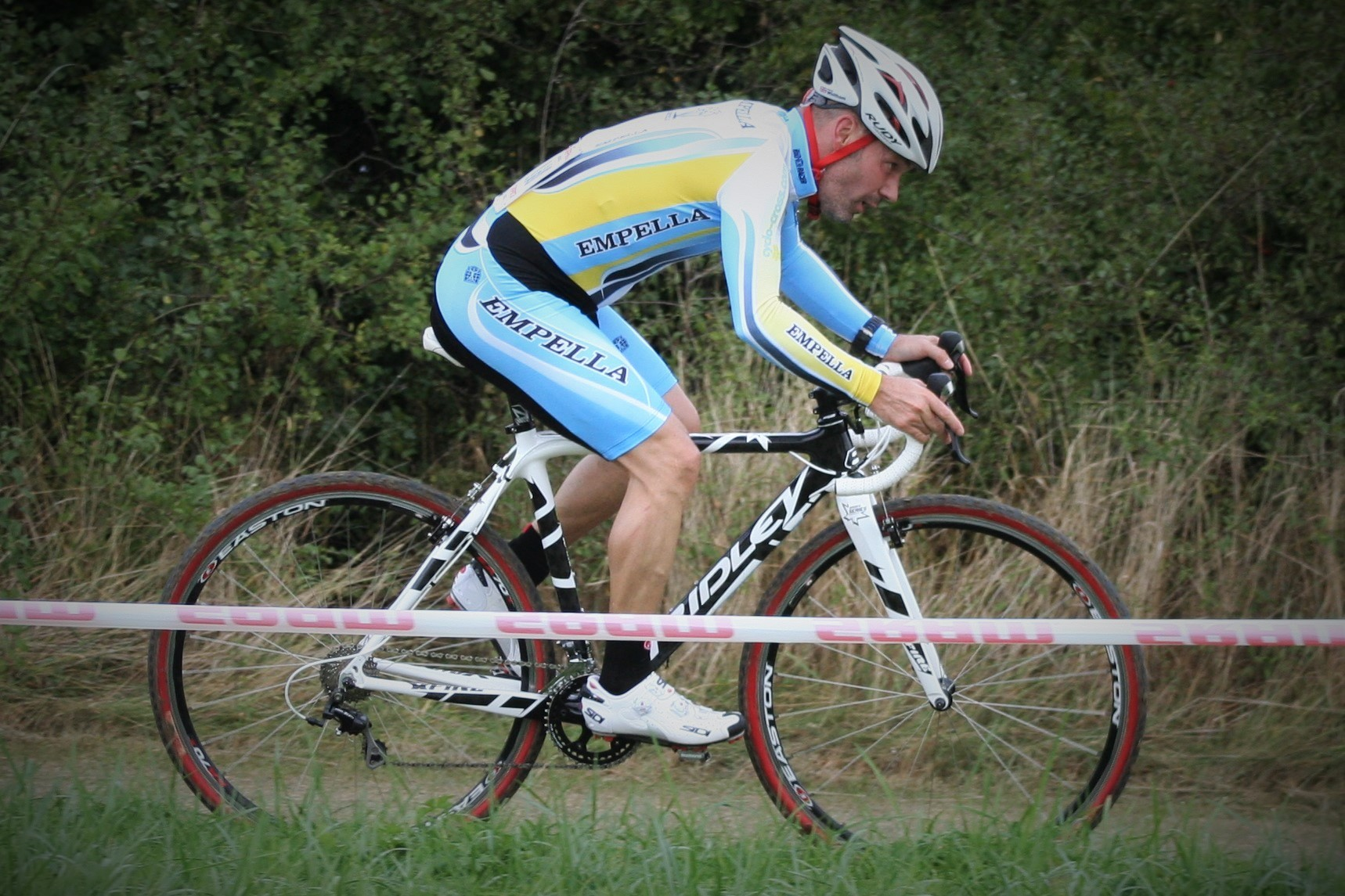Empella, Cyclo-Cross, NDCXL, Simon Whitham